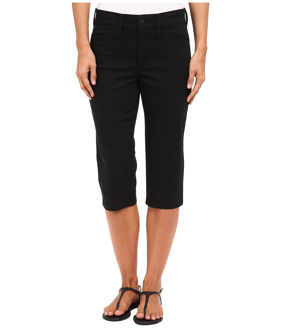 NYDJ - Kaelin Skimmer in Black (Black) Women's Jeans