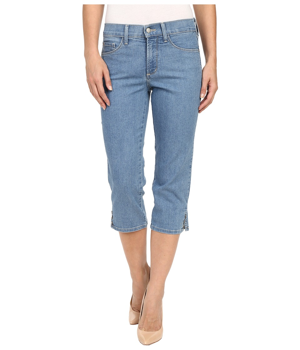 NYDJ - Ariel Crop Novelty Rivet Trim in Milwaukee (Milwaukee) Women's Jeans