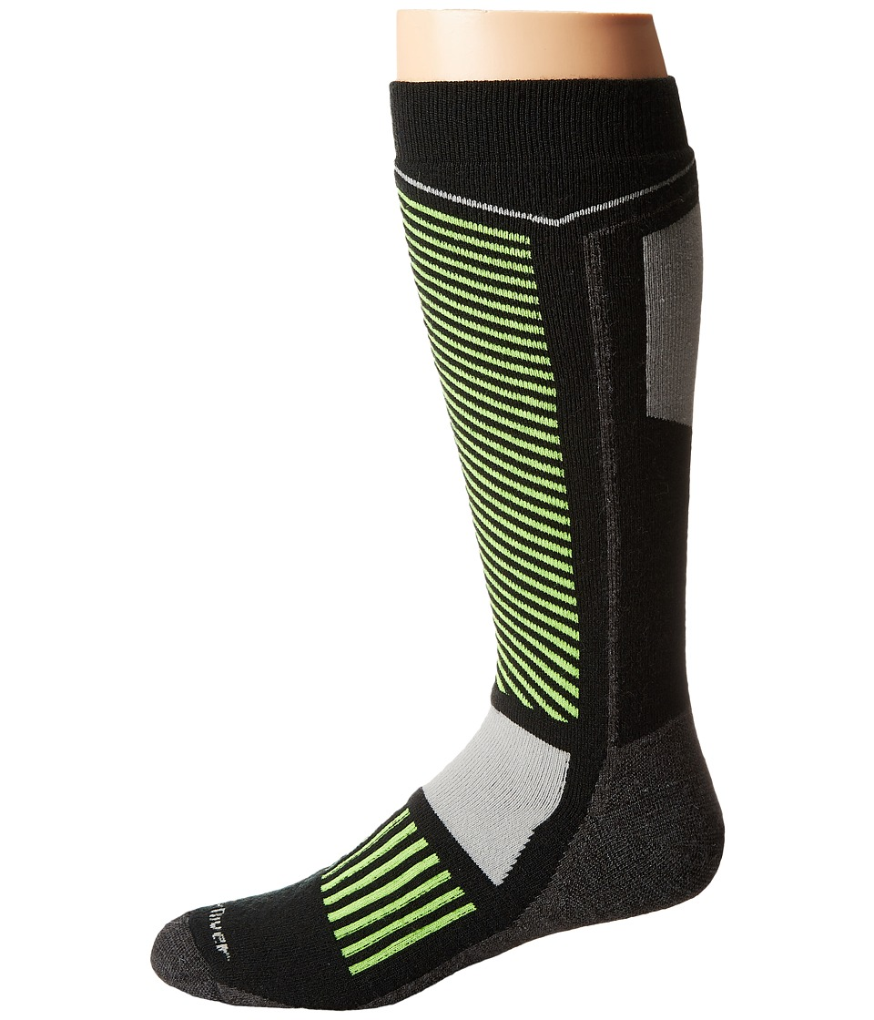 Fox River - Wild Mountain Mw (Black) Crew Cut Socks Shoes