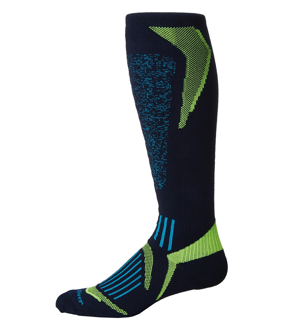 Fox River - Bromley Lw (Navy) Crew Cut Socks Shoes