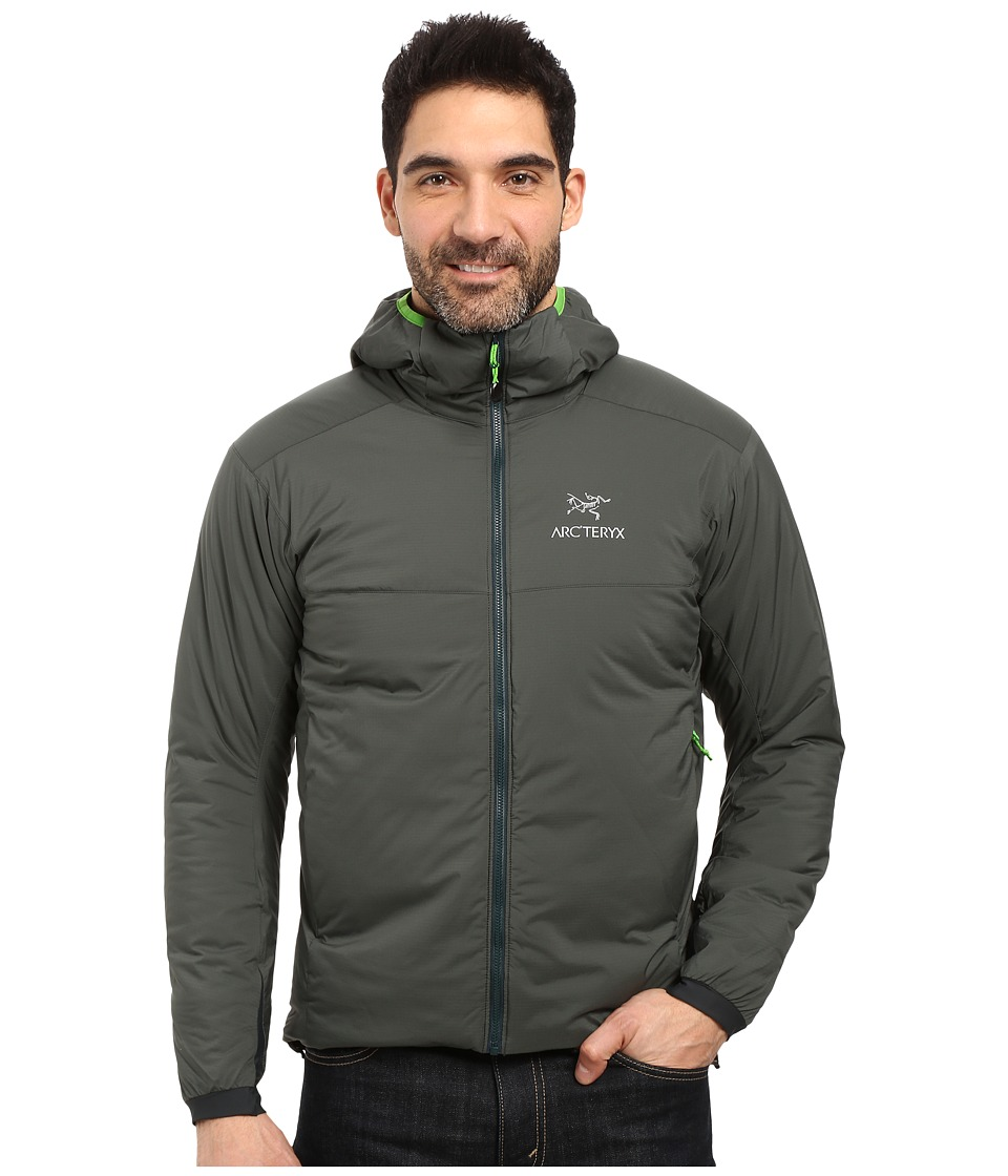 Arc'teryx - Atom AR Hoody (Nautic Grey) Men's Sweatshirt