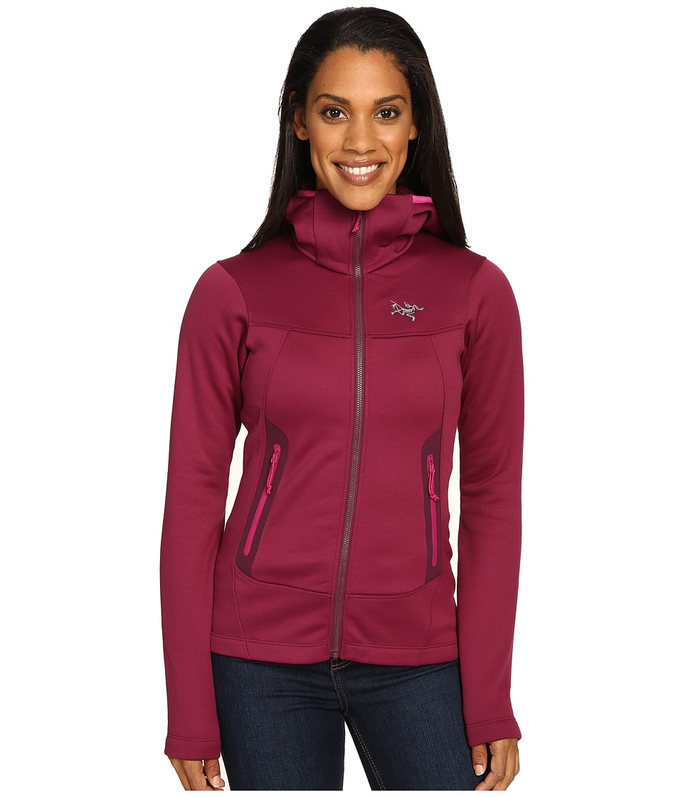 Arc'teryx - Arenite Hoodie (Light Chandra) Women's Sweatshirt