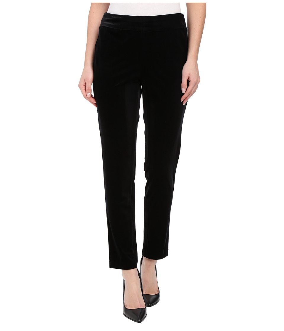 NYDJ - Nikola Ankle (Black) Women's Casual Pants