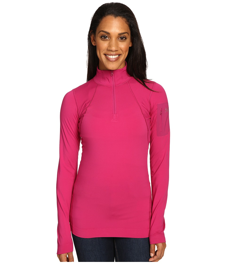 Arc'teryx - Vertices Hoodie (Violet Wine) Women's Sweatshirt