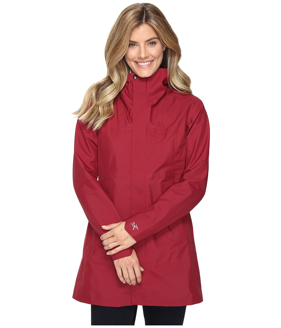 Arc'teryx - Codetta Coat (Rosa) Women's Coat