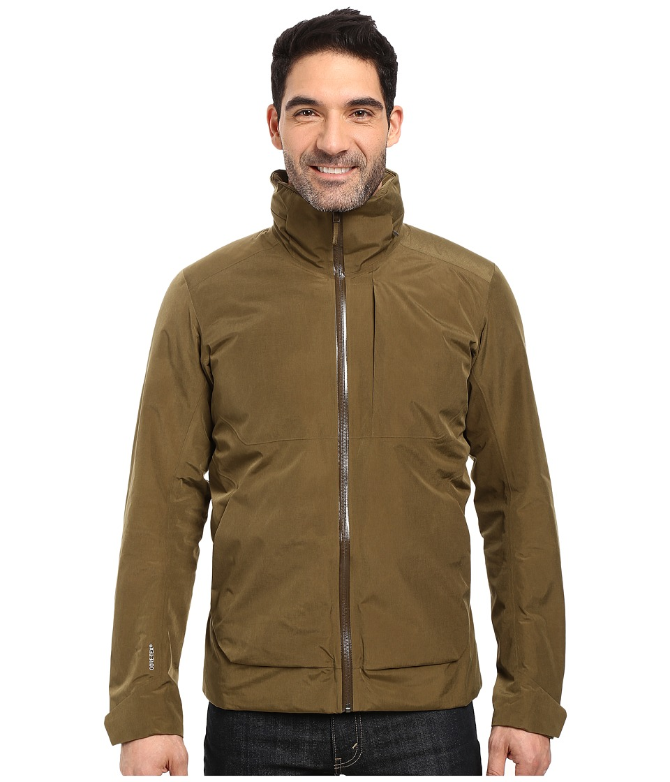 Arc'teryx - Ames Jacket (Dark Moss) Men's Coat