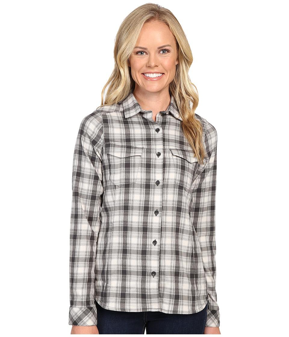 Arc'teryx - Addison L/S Shirt (Mica Magnet) Women's Clothing