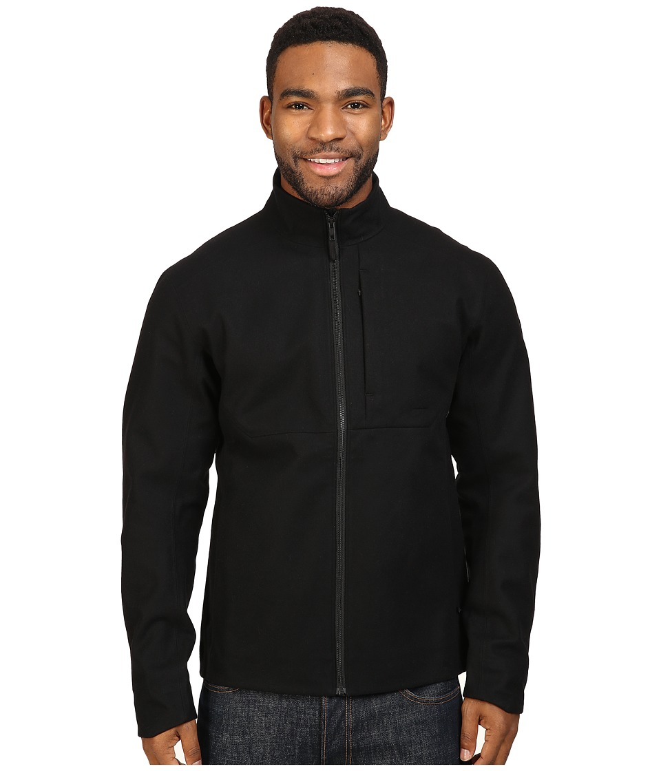Arc'teryx - Diplomat Jacket (Black) Men's Coat