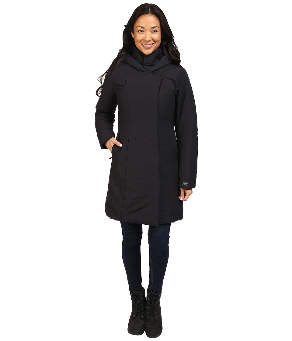 Arc'teryx - Gambier Parka (Black) Women's Coat