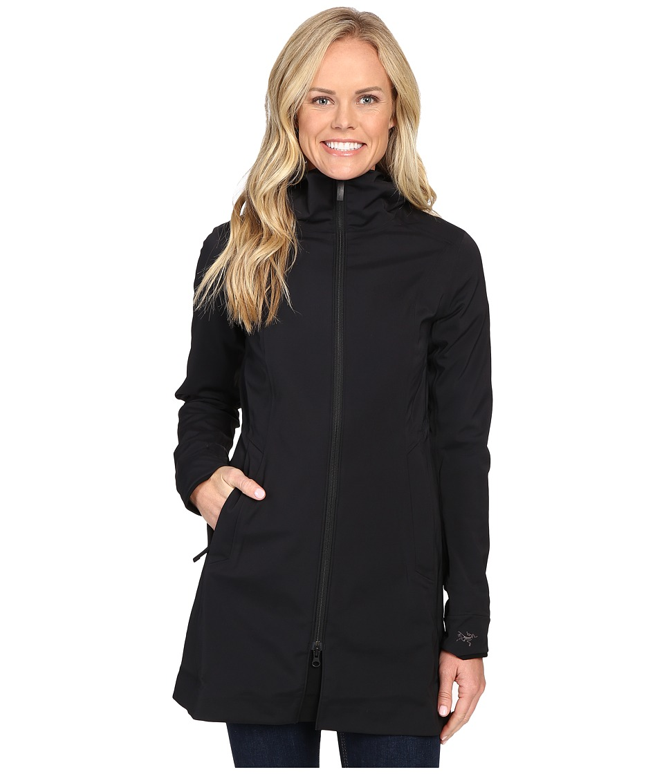 Arc'teryx - Nalo Jacket (Black) Women's Coat