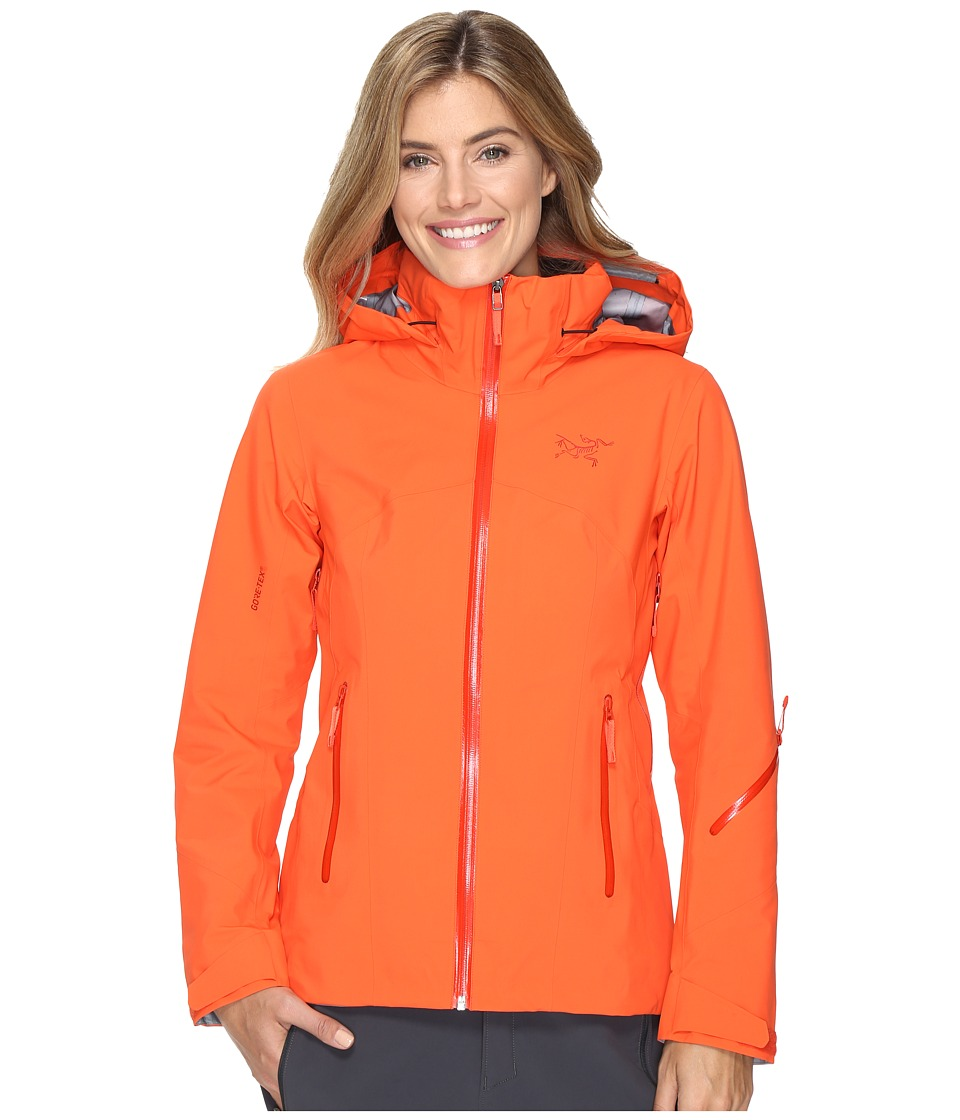 Arc'teryx - Astryl Jacket (Orange Julia) Women's Coat