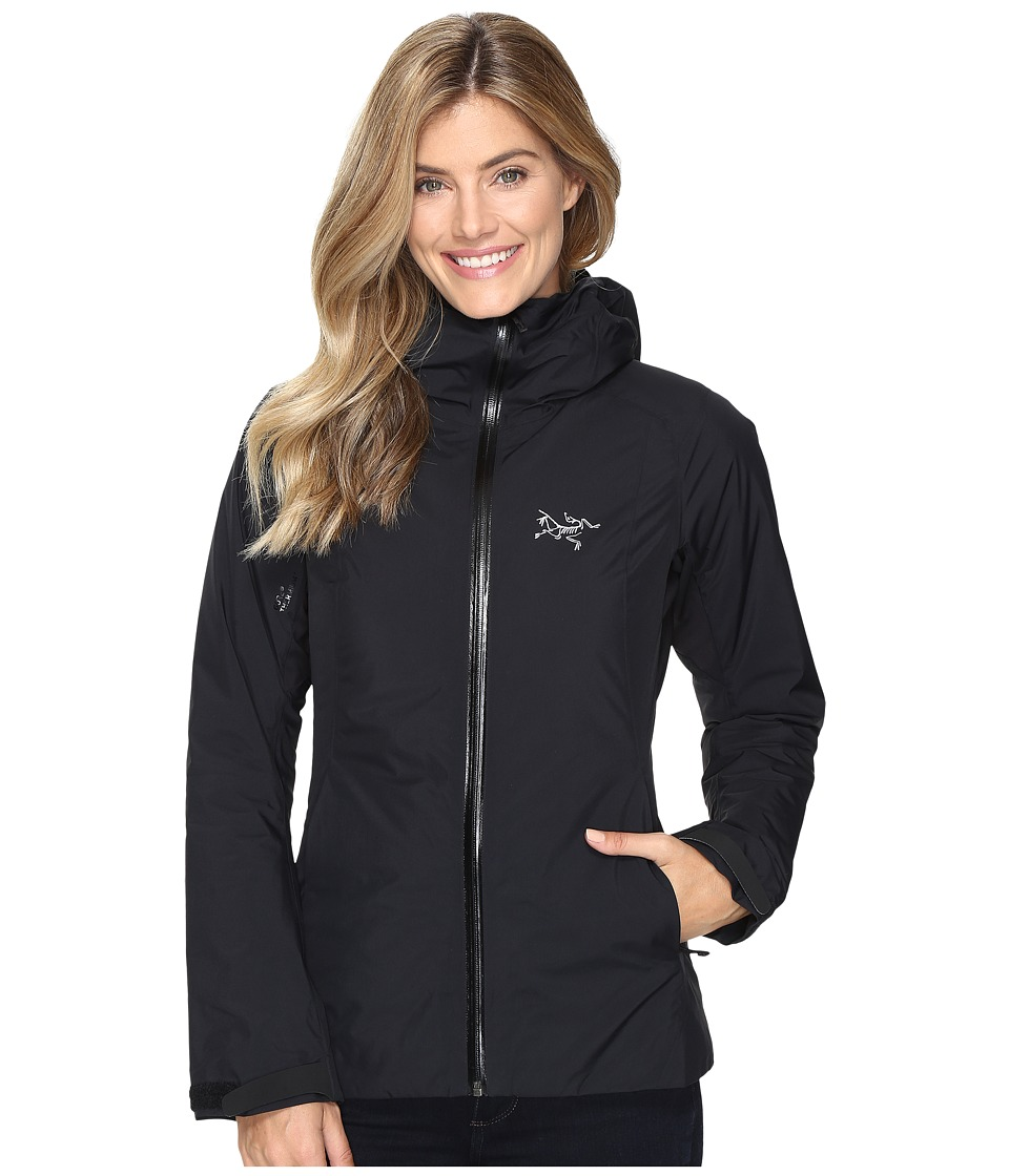 Arc'teryx - Nadina Jacket (Black) Women's Coat