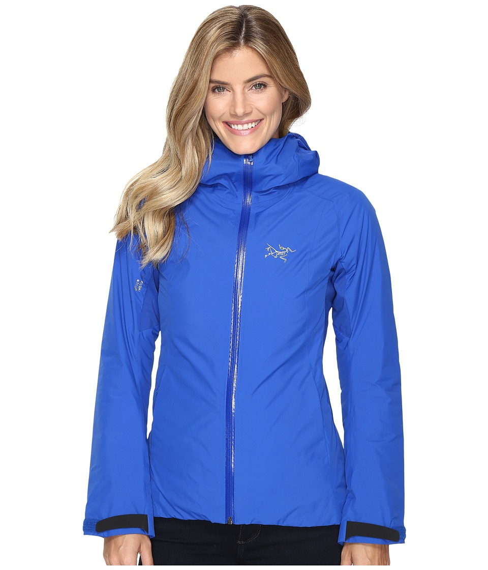 Arc'teryx - Nadina Jacket (Somerset Blue) Women's Coat