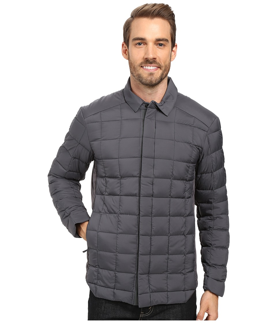 Arc'teryx - Rico Shacket (Carbon Steel) Men's Clothing