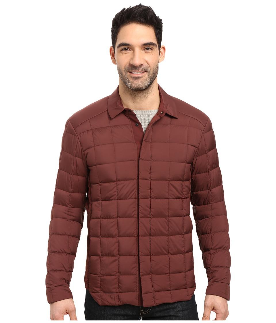 Arc'teryx - Rico Shacket (Redwood) Men's Clothing