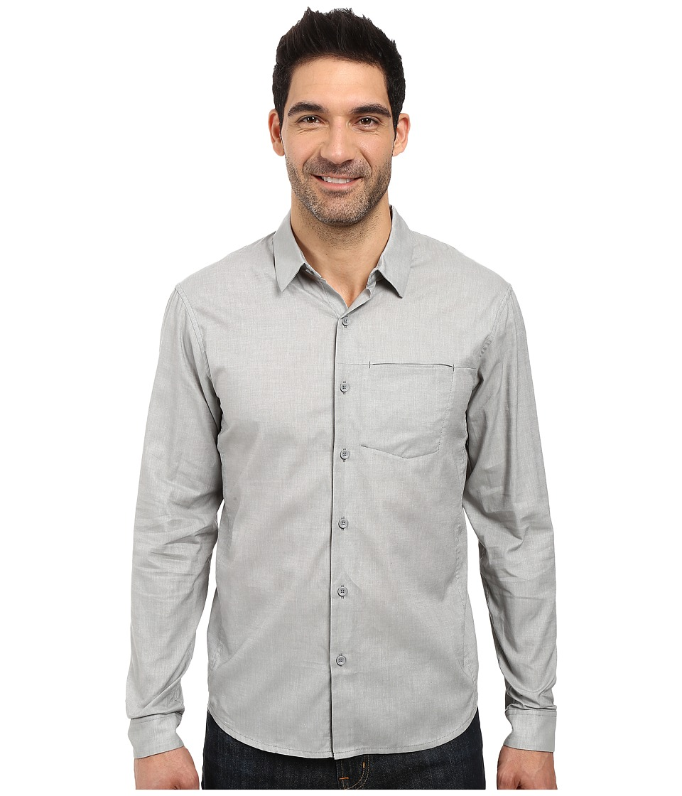 Arc'teryx - Astute L/S Shirt (Crest) Men's Long Sleeve Button Up