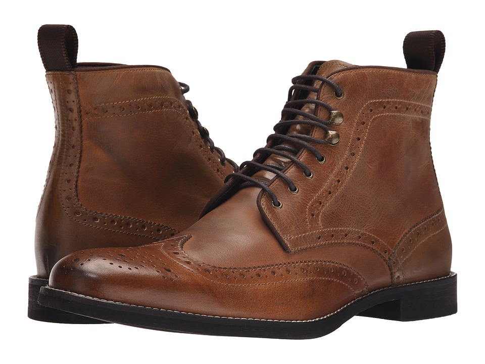 Gordon Rush - Ferguson (Whiskey) Men's Lace-up Boots