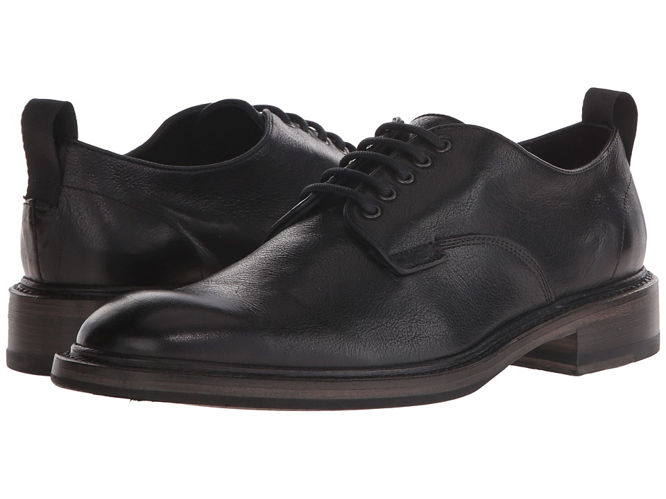 rag & bone - Spencer Derby (Black) Men's Shoes