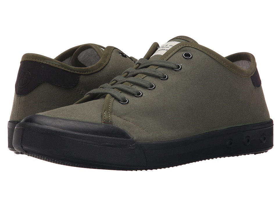rag & bone - Standard Issue Lace-Up (Olive/Black) Men's Shoes