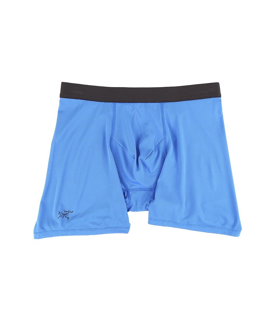 Arc'teryx - Phase SL Boxer (Island Blue) Men's Underwear