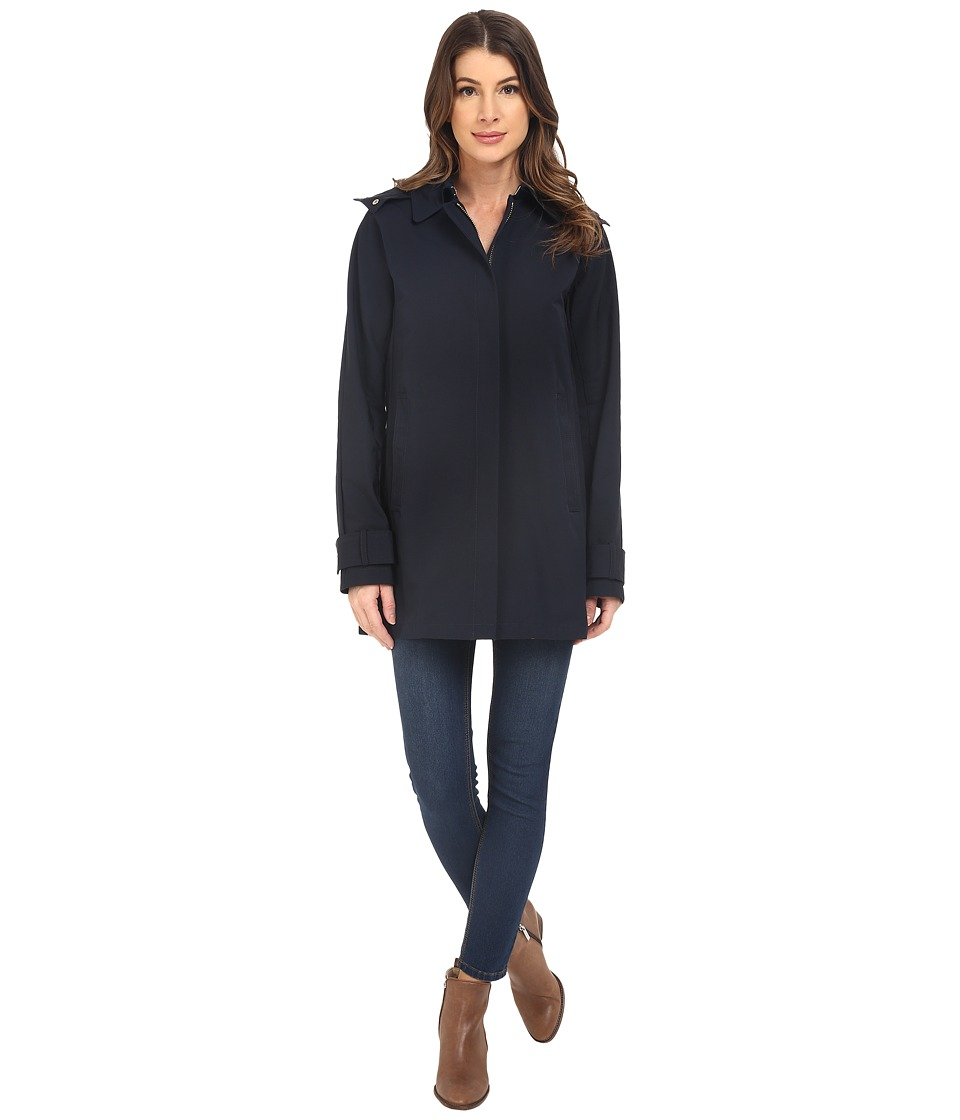 Vince Camuto - Coated Parka K8101 (Midnight) Women's Coat