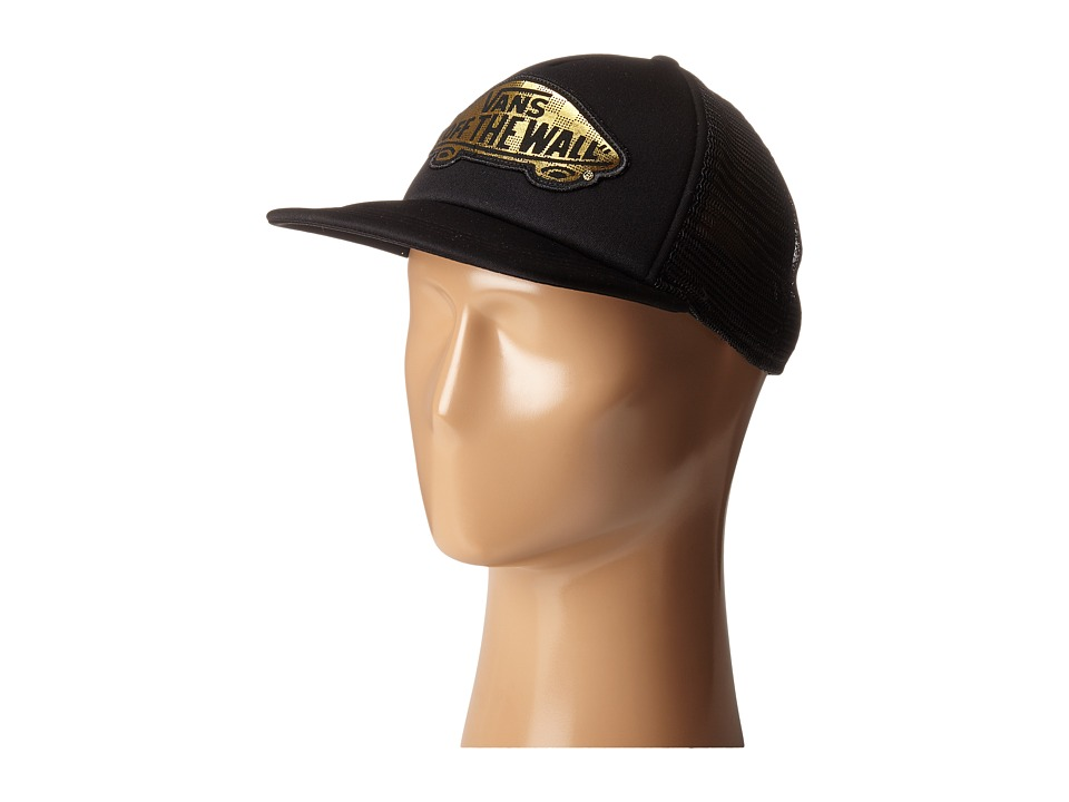 Vans - Beach Girl Trucker 50th (Black) Caps