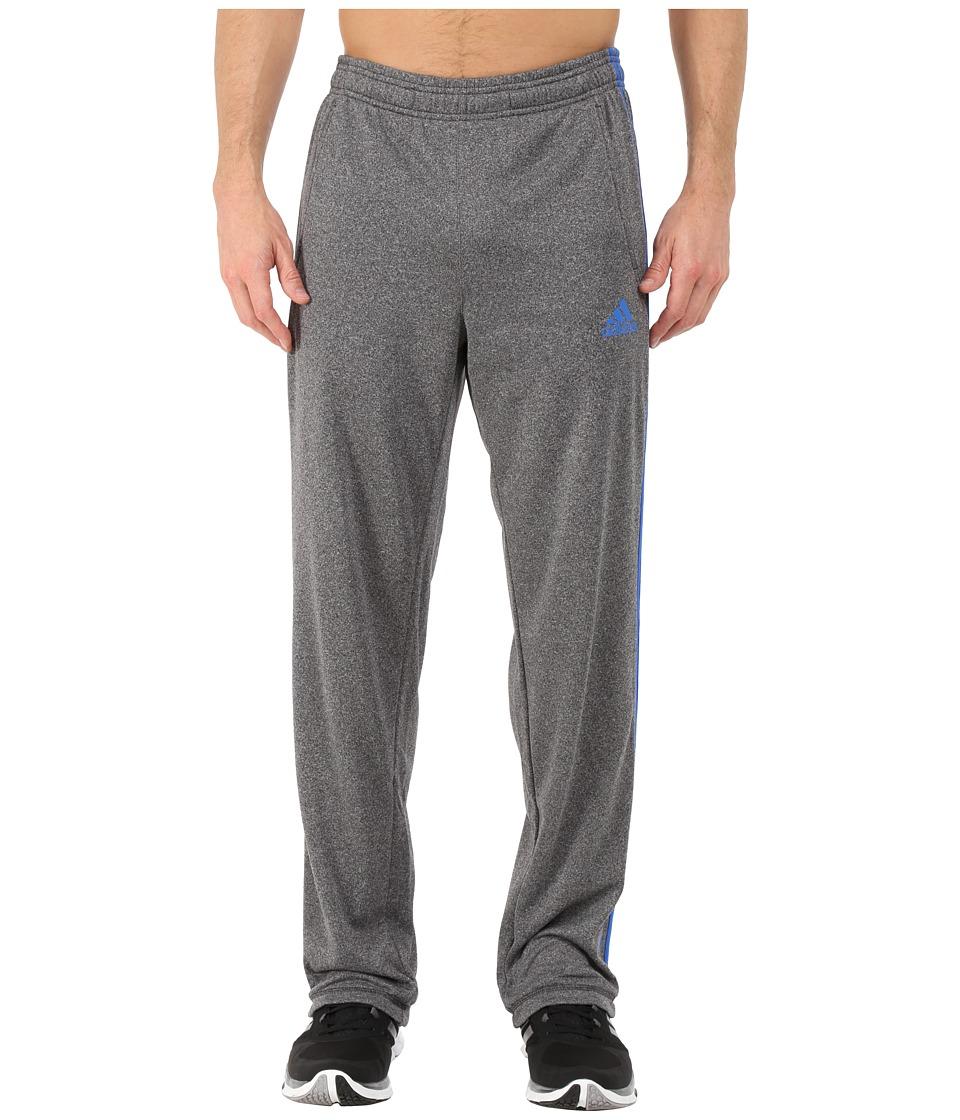 adidas - Ultimate Fleece 3S Pants (Dark Grey Heather Solid Grey) Men's Casual Pants