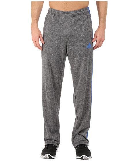 adidas - Ultimate Fleece 3S Pants (Dark Grey Heather Solid Grey) Men's Casual Pants