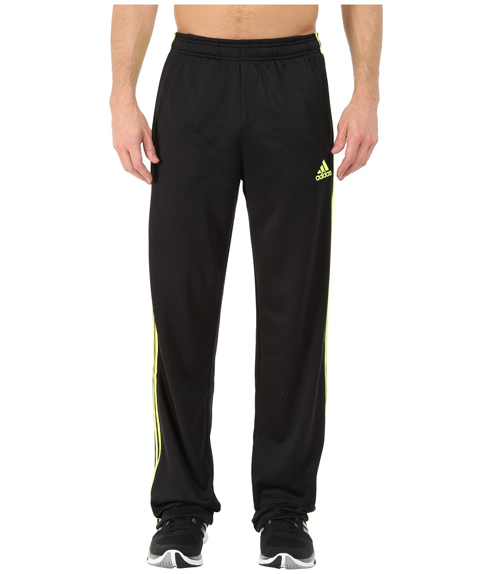 adidas - Ultimate Fleece 3S Pants (Black) Men's Casual Pants