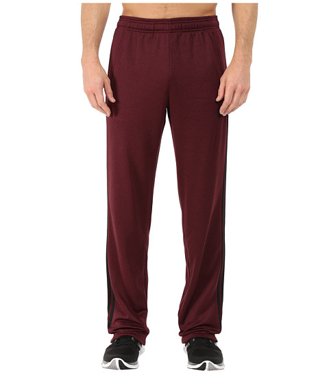 adidas - Ultimate Fleece 3S Pants (Maroon) Men
