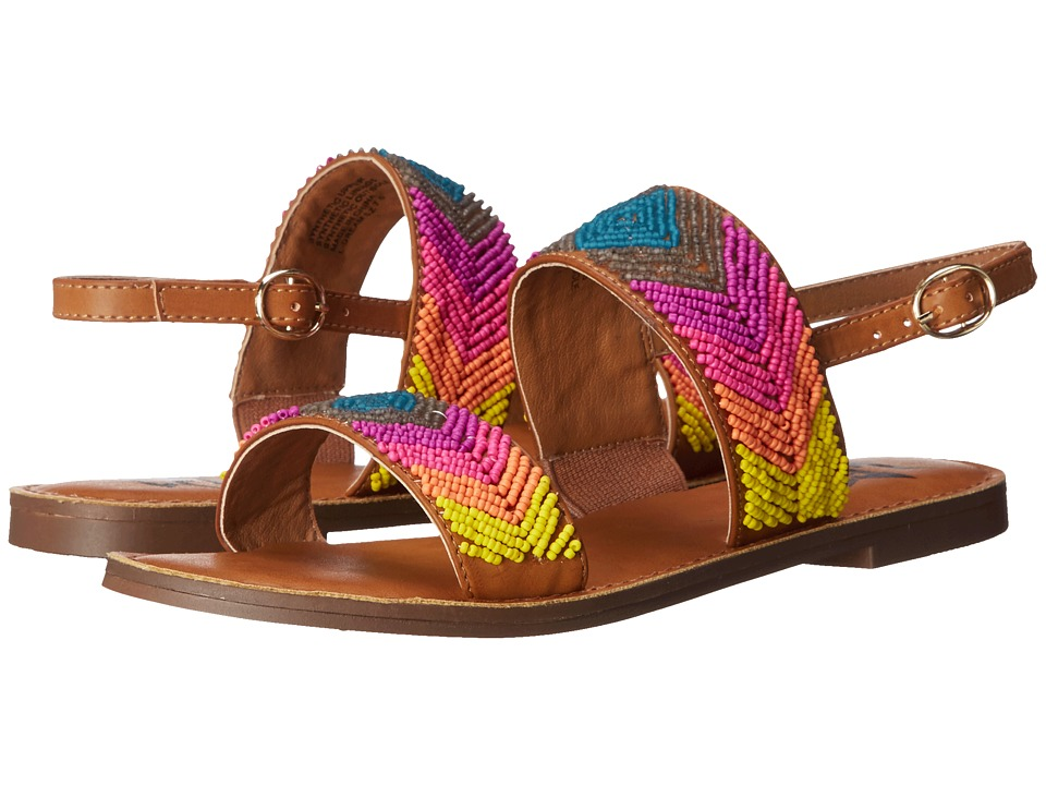 LFL by Lust For Life - Dream (Cognac) Women's Sandals