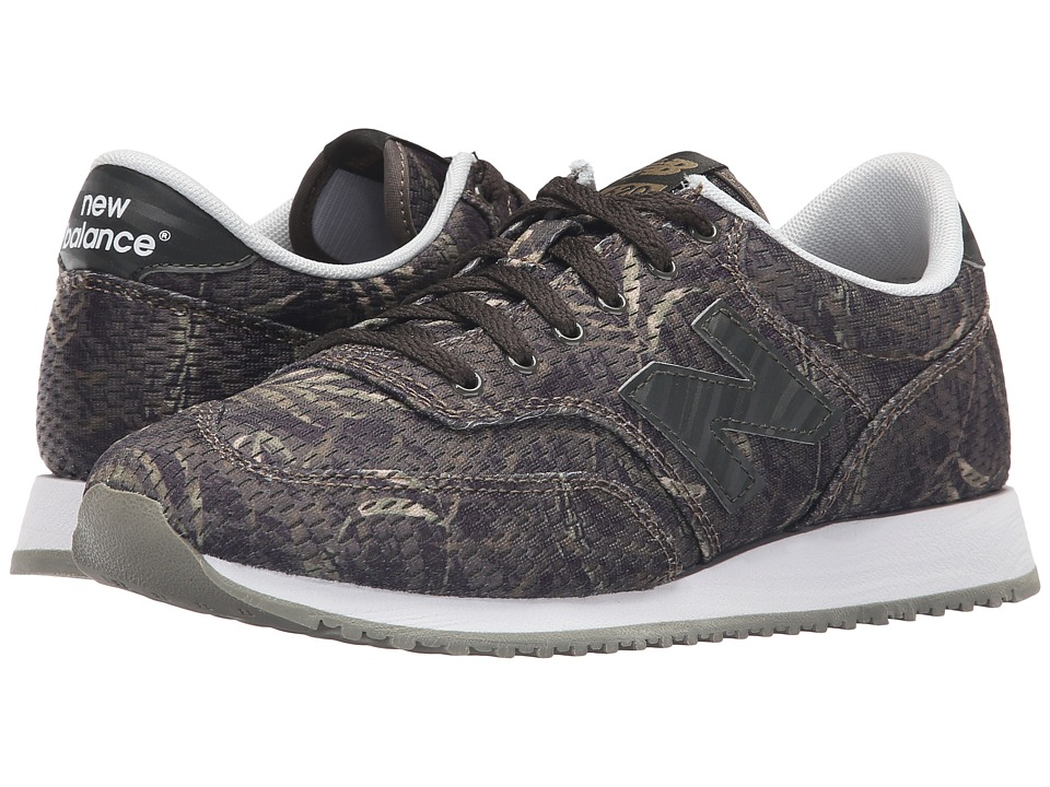 New Balance Classics - CW620 (Green/Grey) Women's Classic Shoes