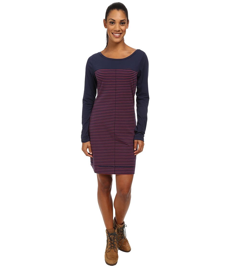 Lole - Lori Dress (Blueberry Two-Tone) Women's Dress