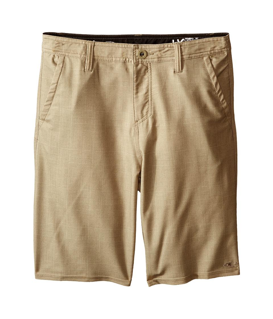 O'Neill Kids - Insider Boardshorts (Big Kids) (Khaki) Boy's Swimwear