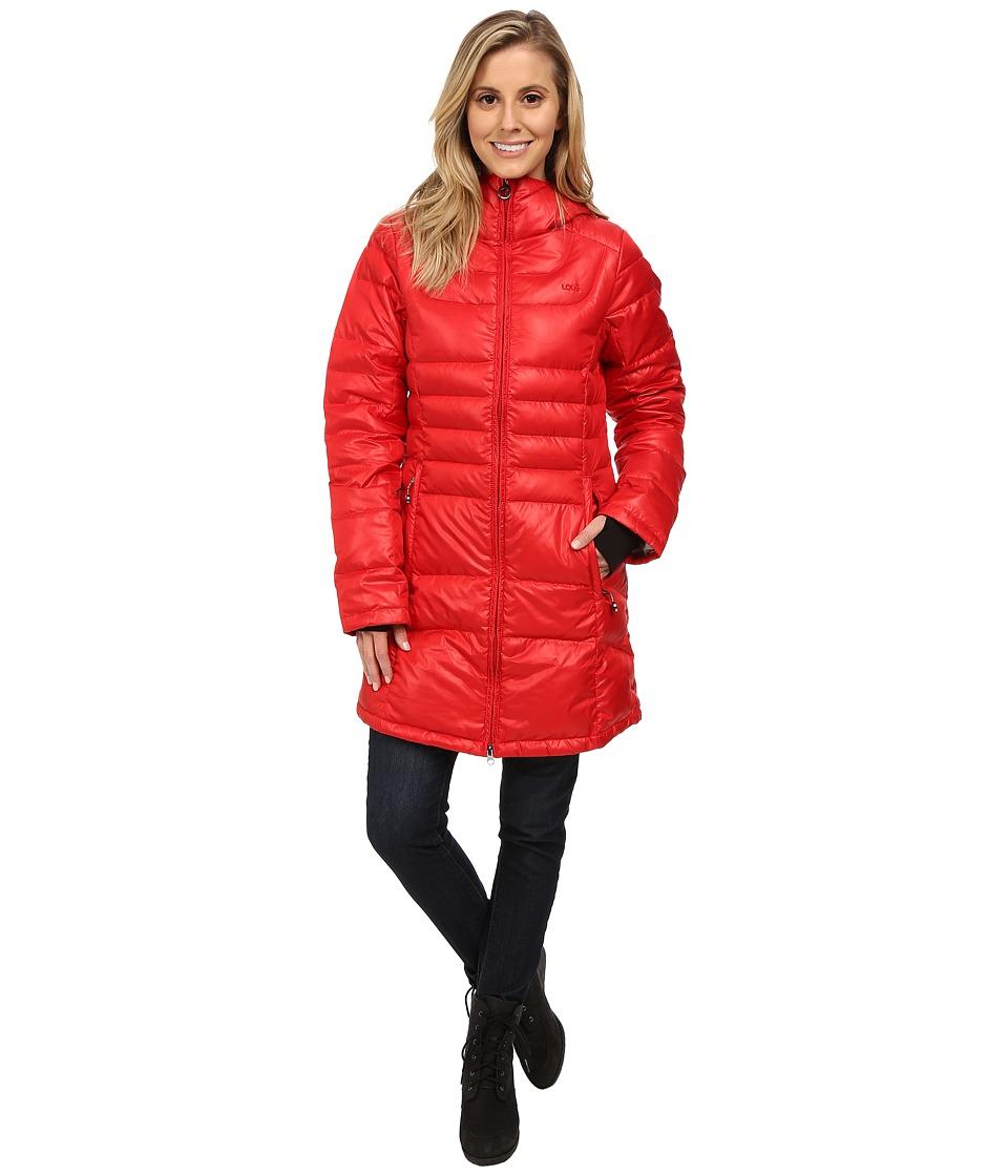 Lole - Louisiana Jacket (Salsa) Women's Coat