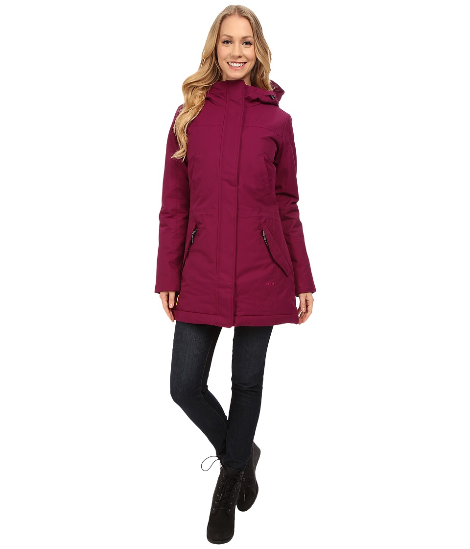 Lole - Stowe 2 Jacket (Mulberry) Women's Coat