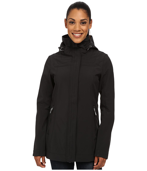 Lole - Stunning 2 Jacket (Black) Women's Coat