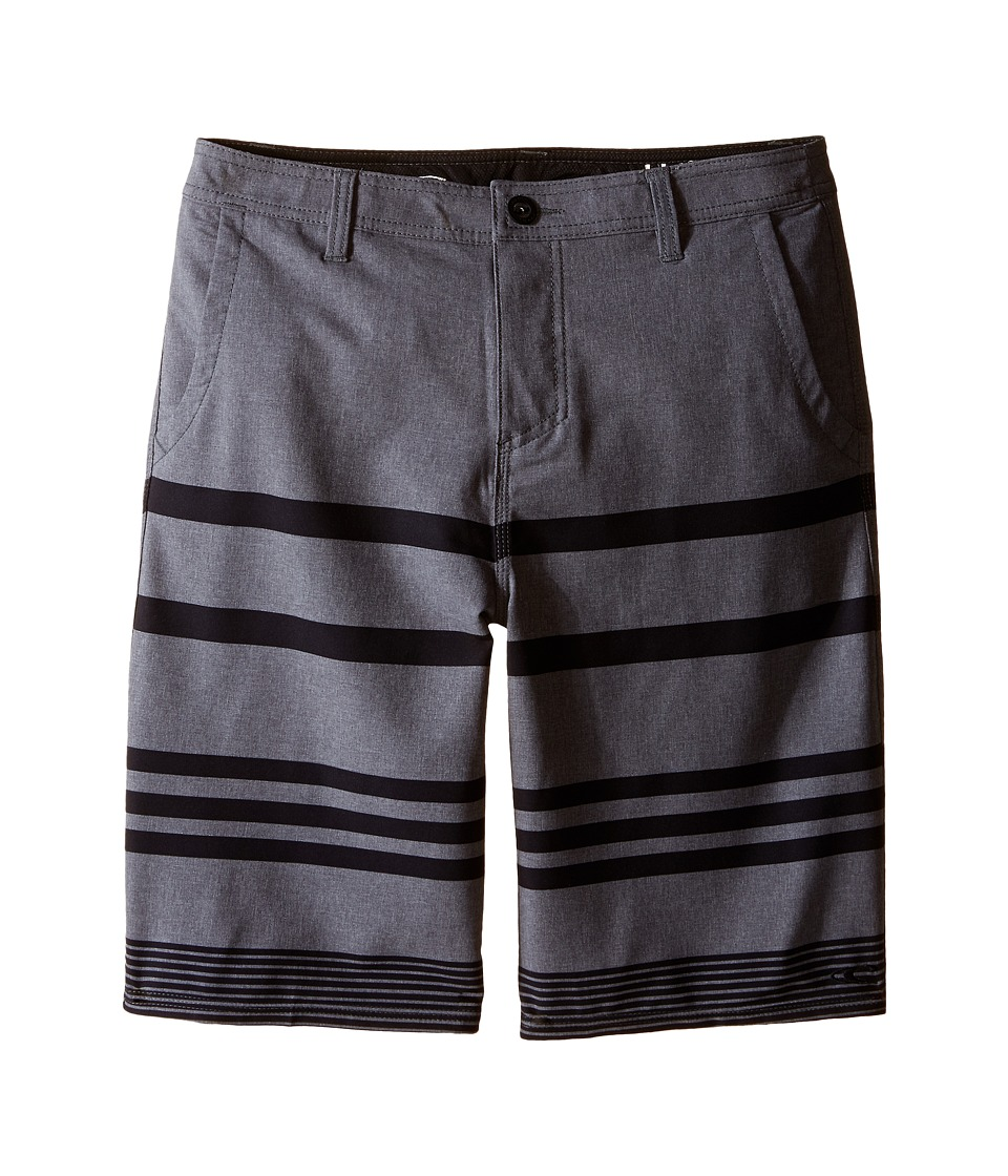 O'Neill Kids - Streaker Boardshorts (Big Kids) (Charcoal) Boy's Shorts