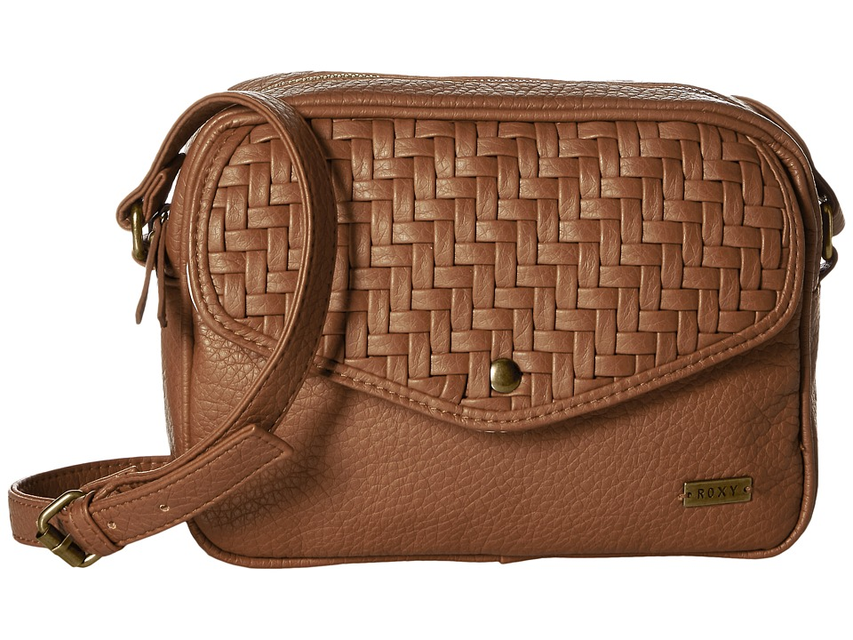 Roxy - La Graciosa (Camel) Cross Body Handbags
