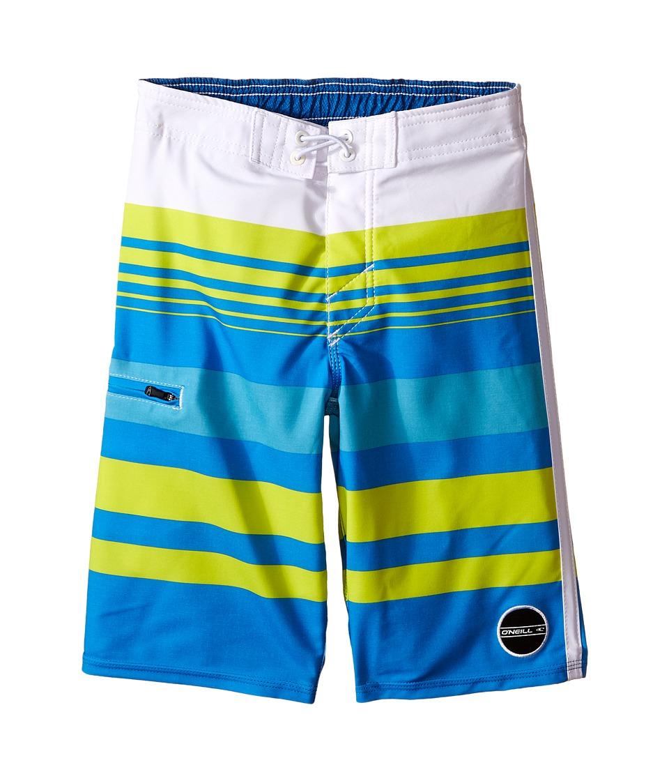 O'Neill Kids - Hyperfreak Heist Boardshorts (Little Kids) (Bright Blue) Boy's Swimwear