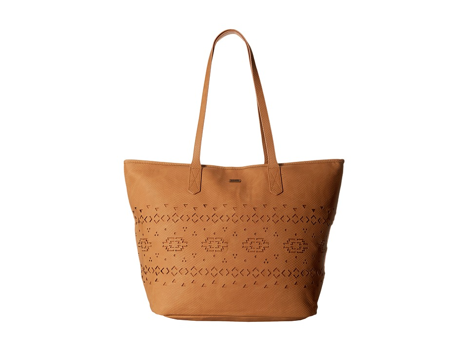 Roxy - Now A Days Tote Bag (Camel) Tote Handbags