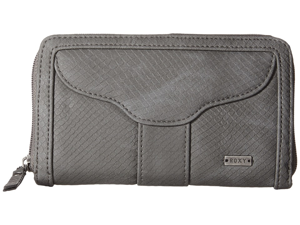 Roxy - Stolen Dance Solid Wallet (Dark Midnight) Wallet Handbags