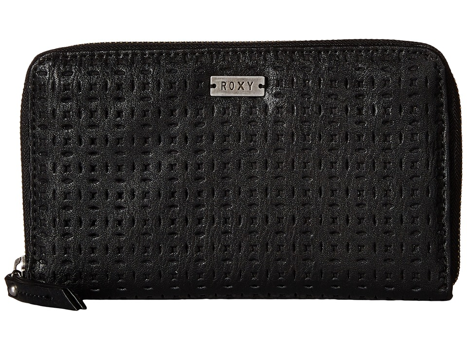 Roxy - South Secret Wallet (True Black) Wallet Handbags
