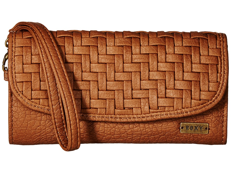 Roxy - Playa Blanca Wallet (Camel) Wallet Handbags