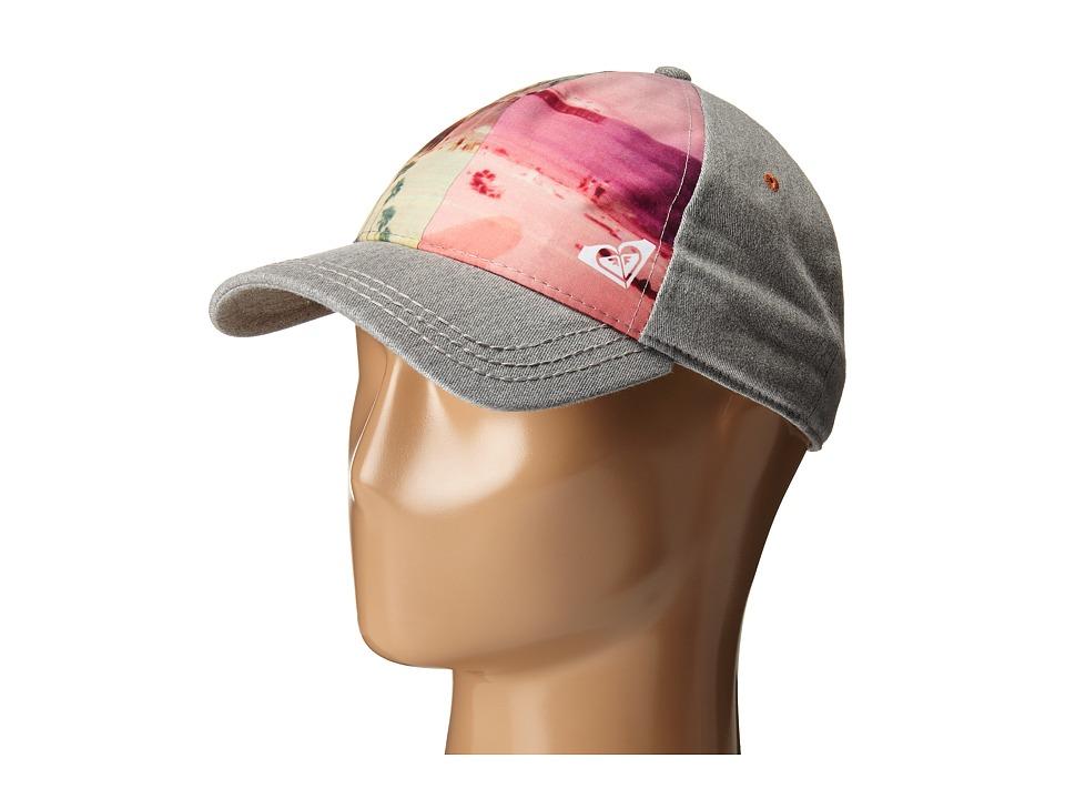 Roxy - Seafoam Cap (Sunkissed Coral) Baseball Caps