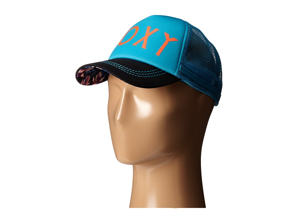 Roxy - Dig This Cap (Dark Jade) Baseball Caps