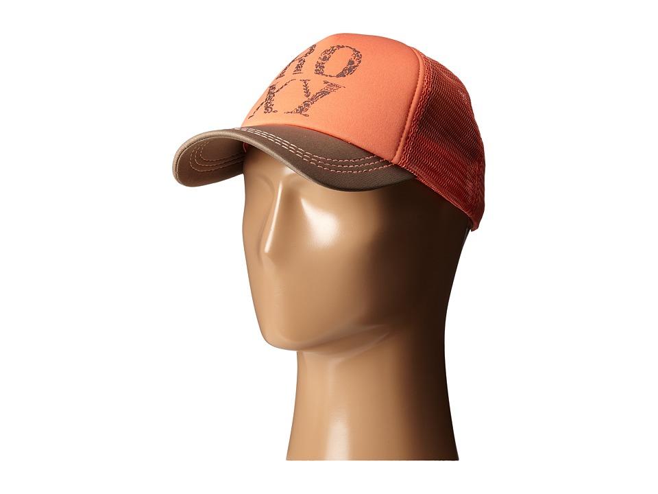 Roxy - Truckin Cap (Desert Flower) Baseball Caps