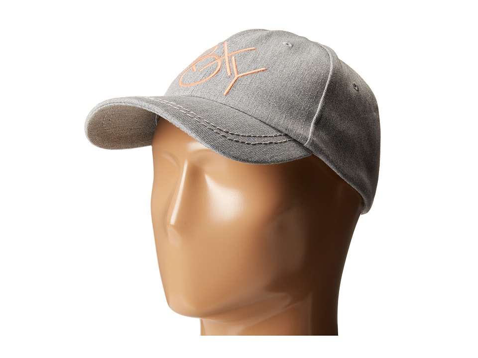 Roxy - Extra Innings Cap (Heritage Heather) Baseball Caps