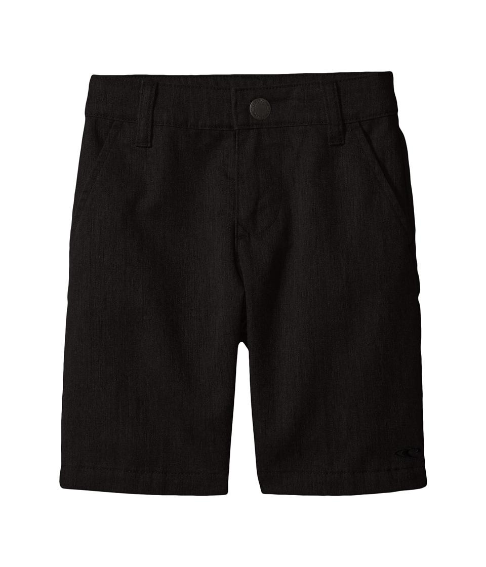 O'Neill Kids - Contact Shorts (Little Kids) (Black) Boy's Shorts