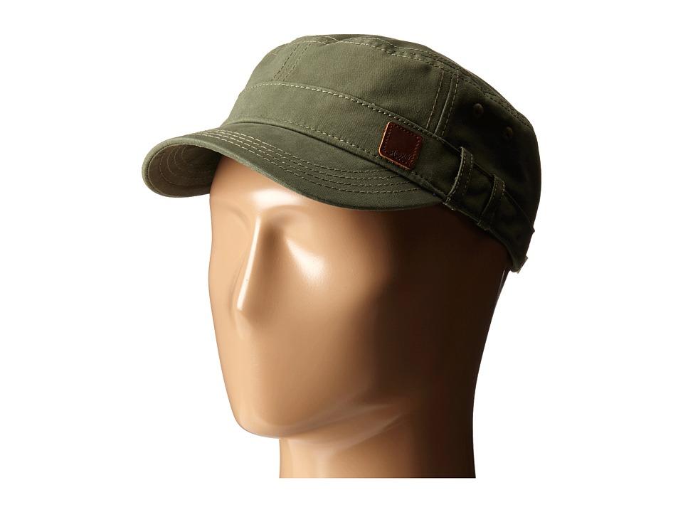 Roxy - Castro Cap (Olivine) Baseball Caps